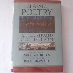 Classic Poetry: An Illustrated Collection, Michael